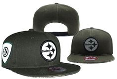 Mens Pittsburgh Steelers New Era 9fifty NFL Graphite Series Team Logo Front  Sports Fashion Novelty Snapback abdb16945