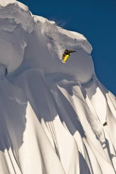 "ginvandegreif: "" Extrem snow boarding """
