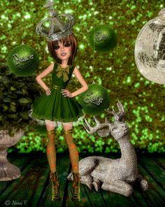 ©Nonni_f created with WINTER WONDERLAND December Monthly Mischief at www.mischiefcircus.com #photomanipulation #digital #art #scrapbook #collage #artjournaling #atc