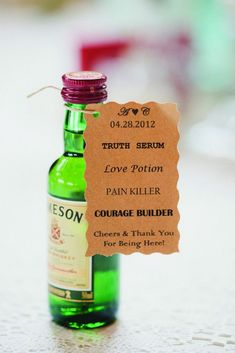 10 wedding favour ideas inspired by St Patrick's Day | http://Confetti.ie