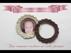 YouTube Crochet Videos, Diy Projects, Make It Yourself, Frame, Blog, Crafts, Crochet Dresses, Scrapbooking, Tejidos