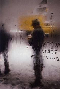 Saul Leiter and the Typographic Fragment: Observatory: Design Observer