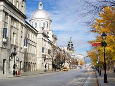 Old Montreal: A Walking Itinerary With The Best Streets And Sights
