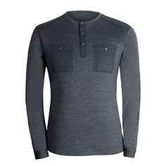 (アルケミーエキップメント) Alchemy Equipment メンズ トップス 長袖シャツ 180GSM Single Jersey Merino Henley Shirt 並行輸入品  新品【取り寄せ商品のため、お届けまでに2週間前後かかります。】 カラー:Charcoal Marle カラー:- 詳細は http://brand-tsuhan.com/product/%e3%82%a2%e3%83%ab%e3%82%b1%e3%83%9f%e3%83%bc%e3%82%a8%e3%82%ad%e3%83%83%e3%83%97%e3%83%a1%e3%83%b3%e3%83%88-alchemy-equipment-%e3%83%a1%e3%83%b3%e3%82%ba-%e3%83%88%e3%83%83%e3%83%97%e3%82%b9/
