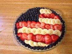 Fruit Tart! Dairy free, gluten free, AND sugar free! I served this at a BBQ and everyone loved it!