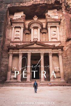 Jordanie | Notre guide pour découvrir Pétra #petra #sîq #jordanie #lostcity #khazneh