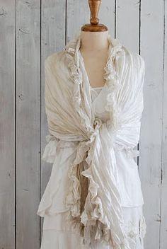 Gorgeous summer scarf!