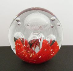 Glass Paperweight :):