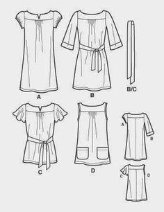 Elbise, bluz