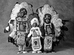 Mardi Gras Indians.