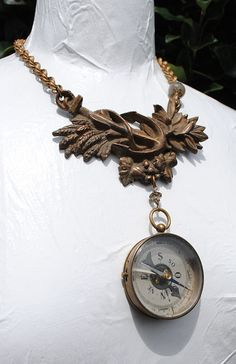 Hey, I found this really awesome Etsy listing at https://www.etsy.com/listing/152412079/antique-french-brass-compass-brass