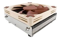 Amazon.com: Noctua Low-Profile Quiet CPU Cooler for Intel 115x Based Retail Cooling NH-L9I: Computers & Accessories