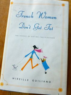 Book: French Women Don't Get Fat