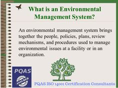 ISO 14001 Certification Consultants assess every process of the organization to verify its impact on the environment and formalize the plan and policies with required changes. Environmental Management System, Environmental Law, Pollution Prevention, Lead Management, Corporate Social Responsibility, Business Company, Take The First Step, How To Level Ground, Verify