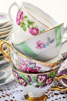 Teacups...