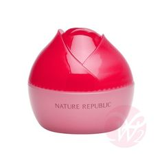 Jelly Drop Flower Balm (Pink Rose) W/ free samples on W2Beauty-Best Korean Cosmetics Shop