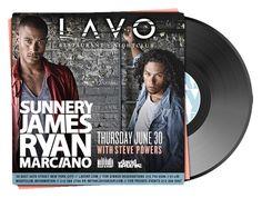 LAVO_JamesMarciano_SunneryJames_EDMNYC
