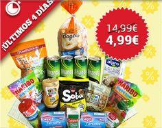 Caja Degustabox de Julio por solo 4,99 €!!.   LOS MUNDOS DE CAROLINE