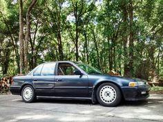 My CB7! 1990 Honda Accord EX