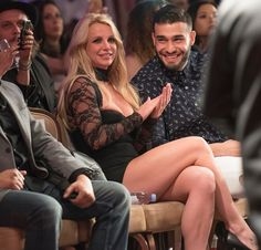 Britney Spears at Art Hearts Fashion