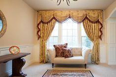 Versailles Rose swag valances curtain drapes 130