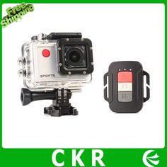 Original Extreme Sport Camera NEW F56 WIFI IR Remote Control Portable Action Camera HD 1080P 2.0LCD Diving 30M Waterproof Video Digital Guru Shop Check it out here---> digitalgurushop.c...
