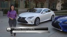 Fast Facts: The 2015 Lexus RC & RC F SPORT Walkaround Video Facts, Toronto, Sports, Videos, Youtube, Design, Hs Sports, Sport, Design Comics