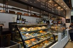 The Dean & DeLuca concept originated in New York in 1977 as a corner deli store, and in subsequent years has evolved into an international group renowned for their gourmet cafes and multi-channel retail of gourmet and specialty foods