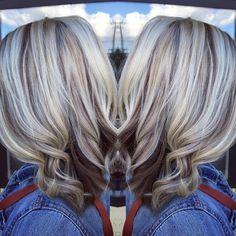 Chocolate Blonde