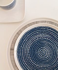 Love marimekko. Have the cup, want the plate!