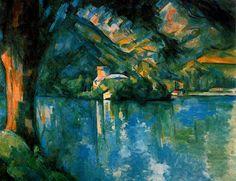 Paul Cezanne (January 19, 1839 – October 22, 1906) | daily artist update