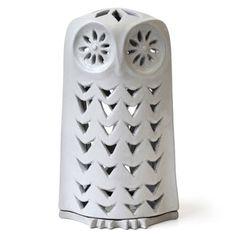 Utopia Owl Candleholder