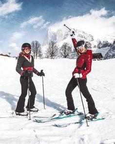 """19.5 mil curtidas, 114 comentários - Luisa Accorsi (@luisa) no Instagram: """"Matching ski buddies 🇨🇭🎿 porque amiga que é amiga usa looks de neve coordenados, né @laylamonteiro?…"""""""