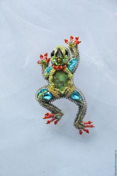 Купить Брошь Царевна-лягушка -забронирована - салатовый, лягушка, лягушонок, лягушки, лягушата, жаба, жабка