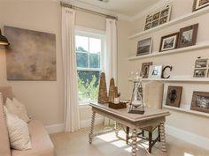 Ryland homes barton model