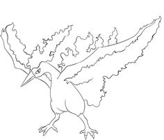 All Legendary Pokemon Coloring Pages Moltres Coloring Page - Nowera Deer Coloring Pages, Candy Coloring Pages, Penguin Coloring Pages, Summer Coloring Pages, Valentine Coloring Pages, Dragon Coloring Page, Printable Adult Coloring Pages, Coloring Pages To Print, Coloring Books