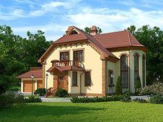 красивые дома: 14 тыс изображений найдено в Яндекс.Картинках