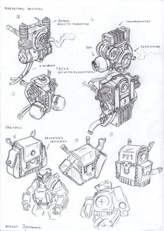 PA backpack 1 by TugoDoomER.deviantart.com on @DeviantArt