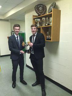 Winners cup - Boys vs Girls hockey #abbotsholmeschool #hockey #sport