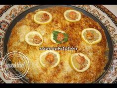 Pastela de pescado marroquí