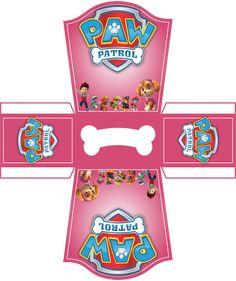 Kit Digital para Festa Patrulha Canina ROSA Third Birthday Girl, Diy Birthday, Paw Patrol Party, Paw Patrol Birthday, Perros Paw Patrol, Imprimibles Paw Patrol, Paw Patrol Decorations, Cumple Paw Patrol, Pink Parties