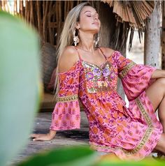 Boho Mini Dress, Mini Dresses, Cover Up, Clothing, How To Wear, Fashion, Vestidos, Outfits, Moda