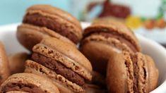 Macarons au Nutella avec thermomix