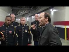 Lee Greenwood met the US Army Chorus in the tunnel at Nats Park after performing at the 2015 Winter Classic. They started singing an impromptu a capella vers. Usa Country, Country Music, Usa Songs, Us Army, Bro, Singing, Blessed, Bands, Military