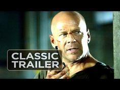 ▶ Stirb langsam 4.0 (2007) Official Trailer Deutsch Bruce Willis Movie HD - YouTube