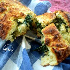 Spinach Fetta Damper Broken