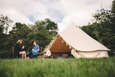 5m bell tent   Looking for a beautiful new bell tent so you can make the most of this fantastic weather and spend a few days under canvas?  #camping #belltents #tent  #canvas  #camp