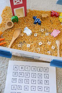 15+ Farm Theme Preschool Activities - Happy Tot Shelf