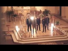 "Home Free - ""O Holy Night"" [Home Free is an American a cappella group of five vocalists, Austin Brown, Rob Lundquist, Adam Rupp, Tim Foust, and Adam Chance.] `j"