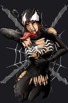 Mary Jane Watson Venom